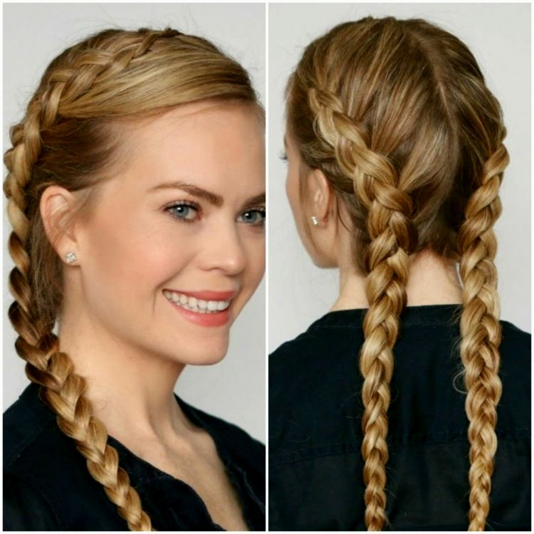 Stylish hair braiding on the head guide design Amazing Hair Braiding On Head Instruction Reviews
