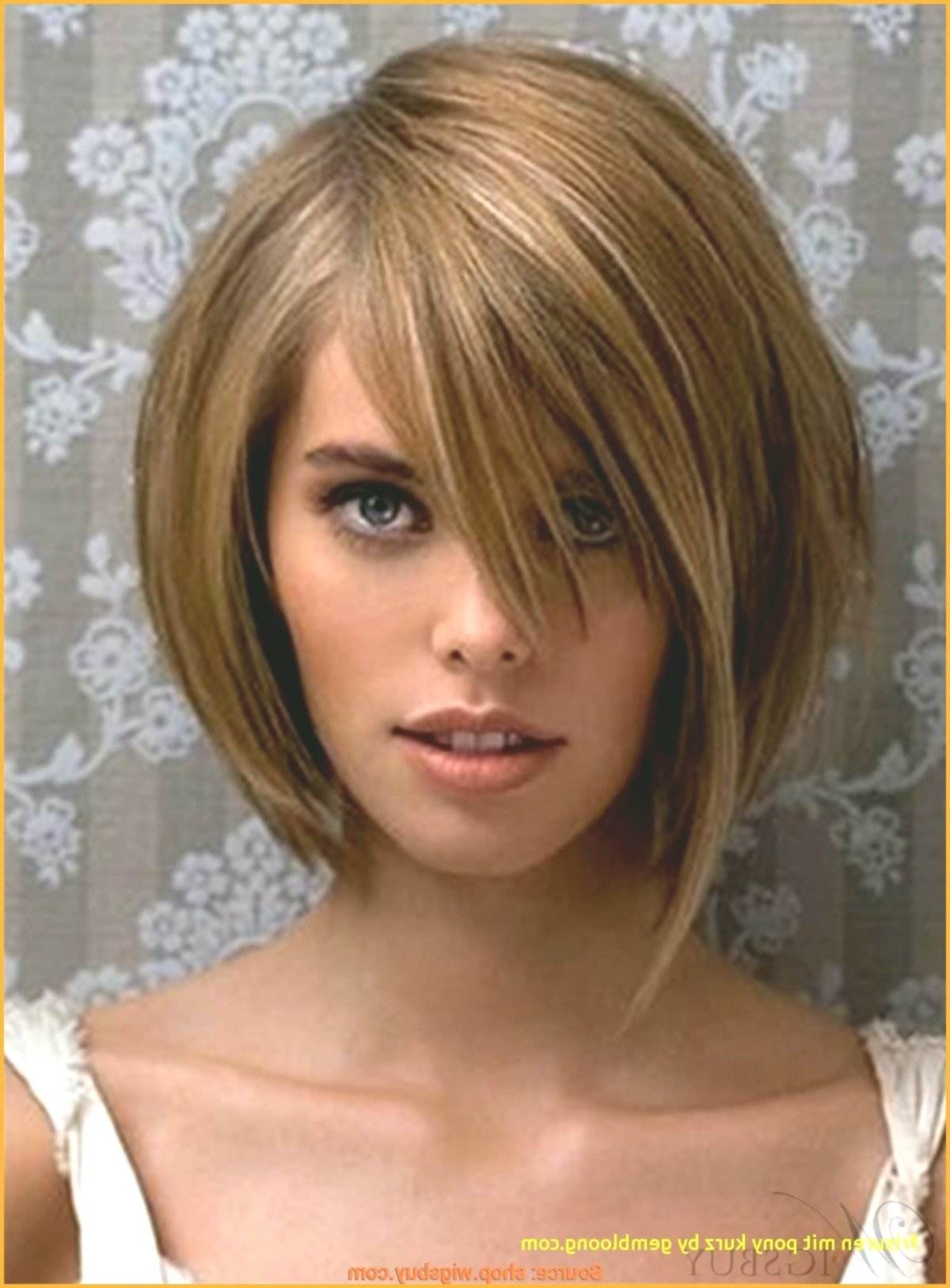 Excellent shoulder-length blonde hair plan-Charming shoulder-length blonde hair model