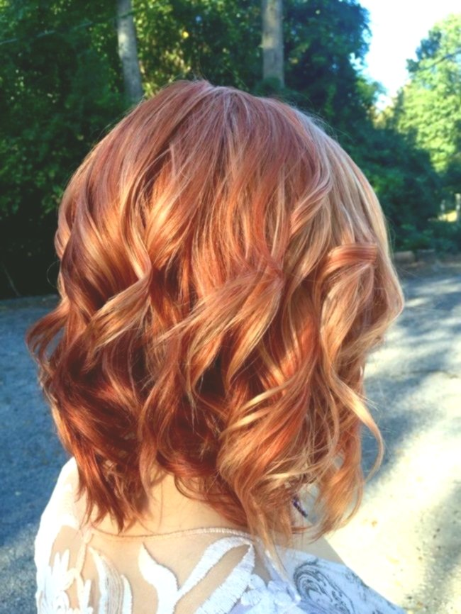 lovely hair color copper ideas - Wonderful hair color copperblond wall