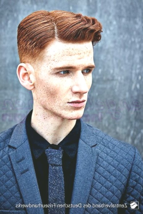 Inspirational men hairstyles blond inspiration-Elegant men hairstyles Blond portrait