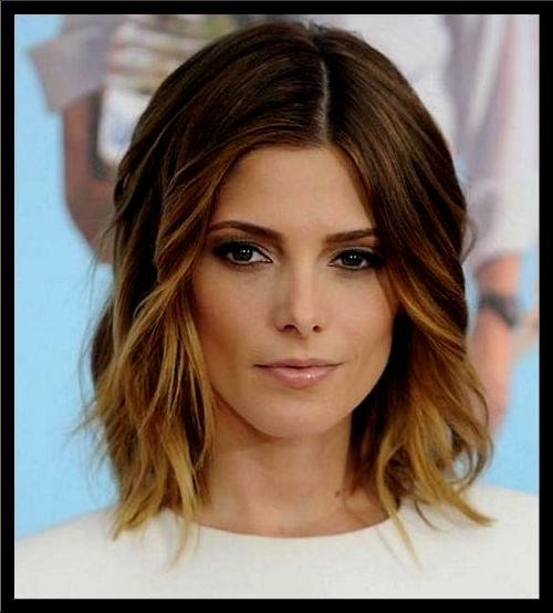 sensational cute beautiful hairstyles for shoulder-length hair to make yourself photo picture-top Beautiful Hairstyles For Shoulder-length Hair To Do Self Reviews