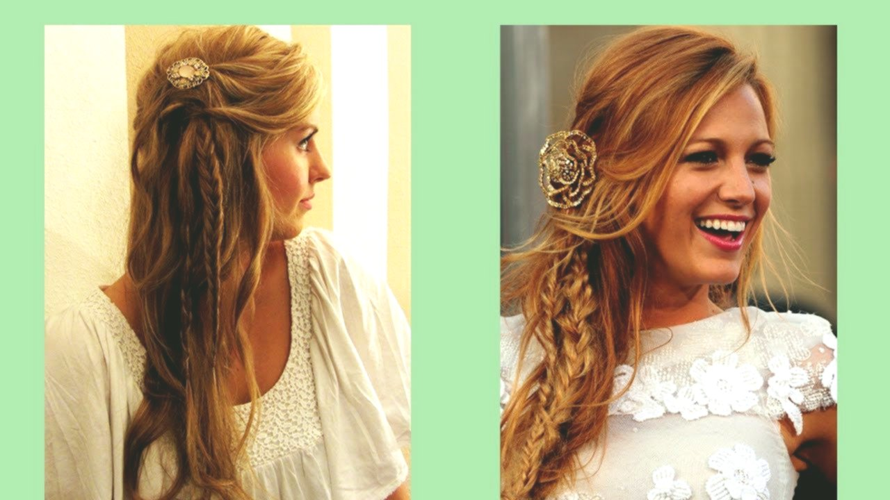 Beautiful Hairstyles Half Length Tiered Curls Dcor-Cute Hairstyles Half-length Tiered Curls Collection