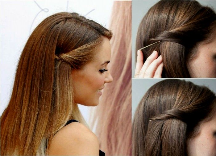 best quick easy hairstyles picture-Nice Fast Easy Hairstyles layout