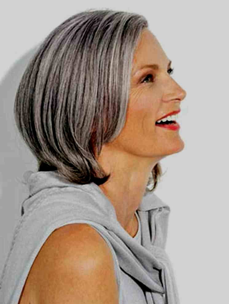 latest gray hair picture - Awesome Gray Hair Inspiration