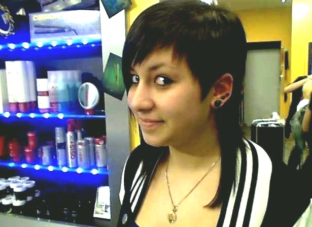 contemporary hairstyle behind short front long decoration-Beautiful Hairstyle Back Short Front Long Concepts