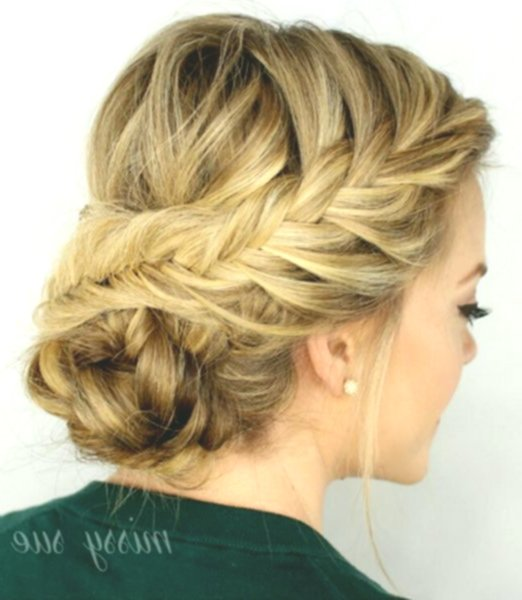 inspirational updos braided model-charming updos braided layout