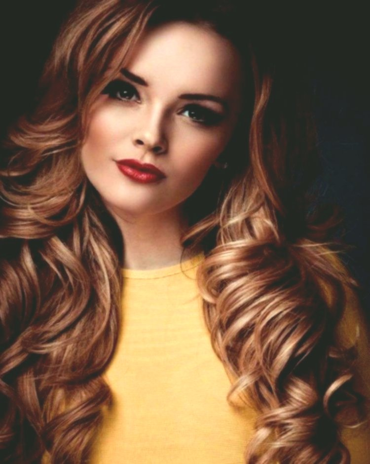 terribly cool hair dyeing brown concept Fresh Hair Dyeing Brown Portrait