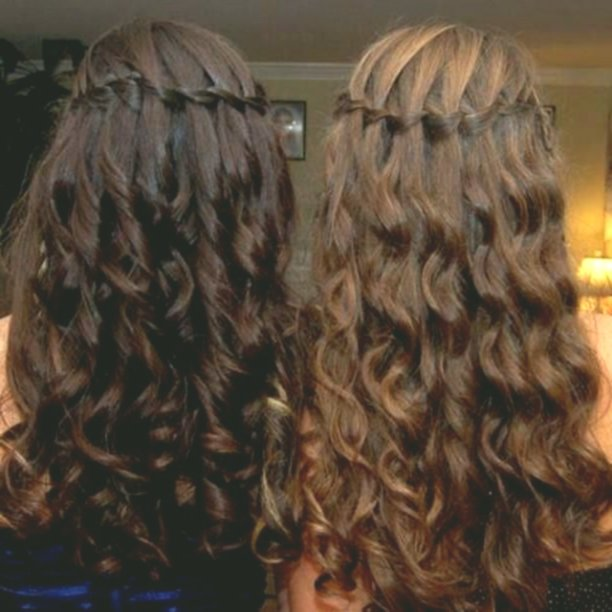 Sensational cute open hair hairstyles image - Fascinating open hair hairstyles decor