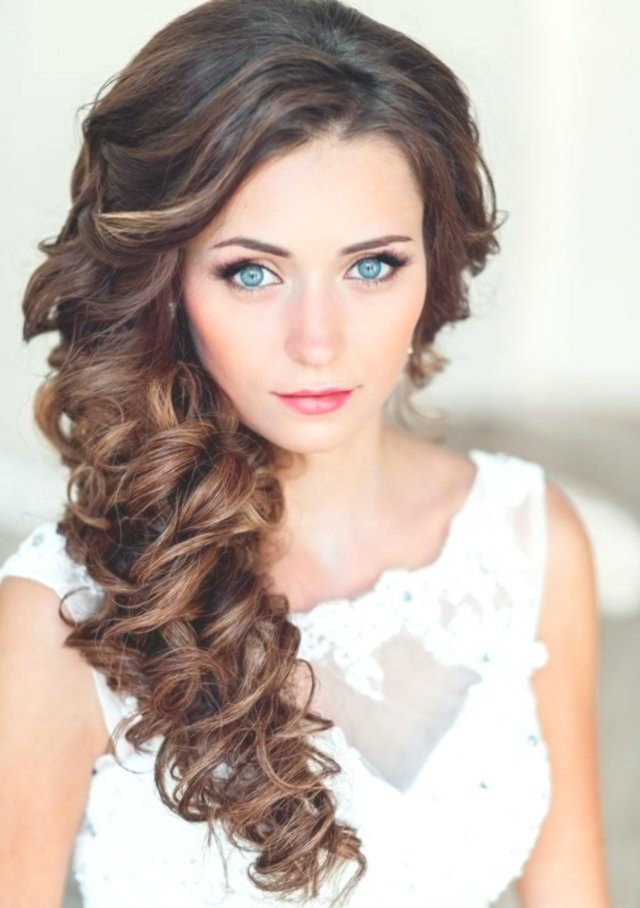 best bridal hair side photo picture Beautiful Bridal Hairstyle Side Reviews