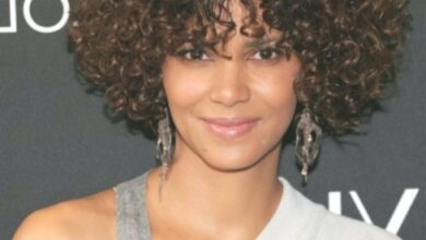 Photo of Halle Berry Curly Hairstyles