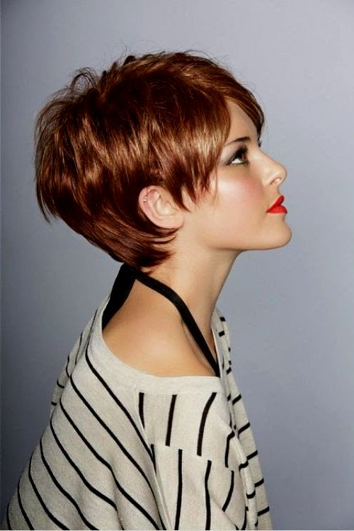 sensational cute upbeat hairstyles pattern-Amazing Lively Short Hairstyles photo