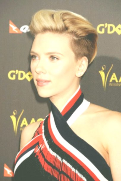luxury scarlett johansson short hair decoration-Unique Scarlett Johansson Short Hair Gallery