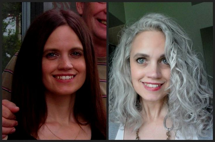 lovely gray hair picture - Awesome Gray Hair Inspiration