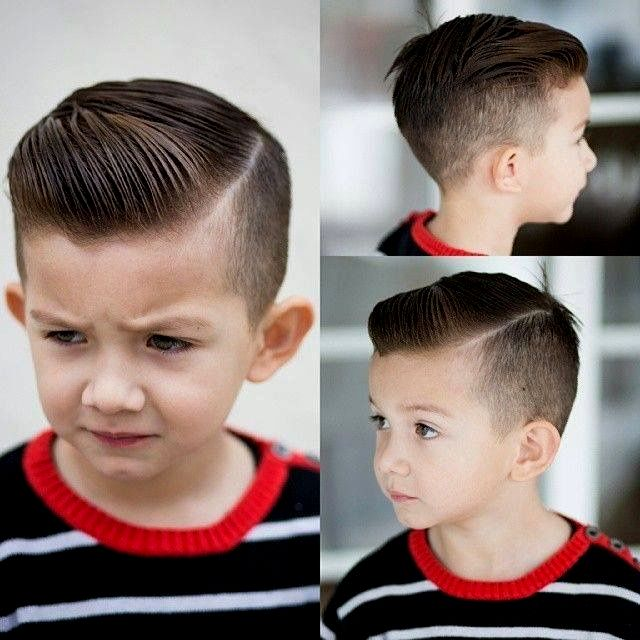unique kids boys hairstyles collection-Cool kids boys hairstyles photography