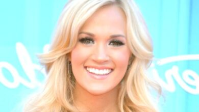 Photo of Top 10 Carrie Underwood Hairstyles