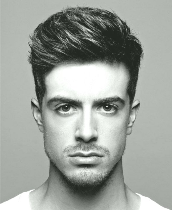 latest men's hairstyle round face construction layout-Incredible men's hairstyles Round face layout