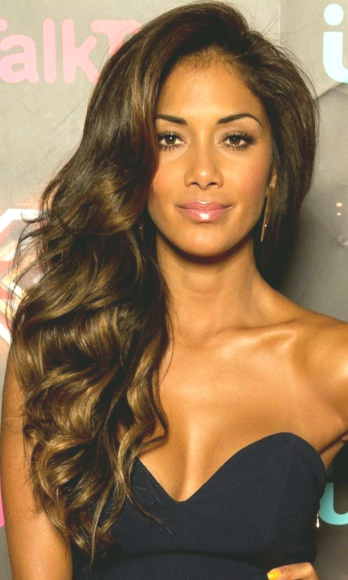 elegant natural hair color photo picture-Stylish Natural hair color layout