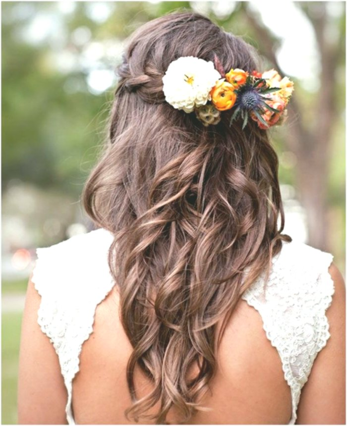 Stylish Bridal Hairstyle Flowers Photo Picture - Best Bridal Hairstyle Flowers Photography