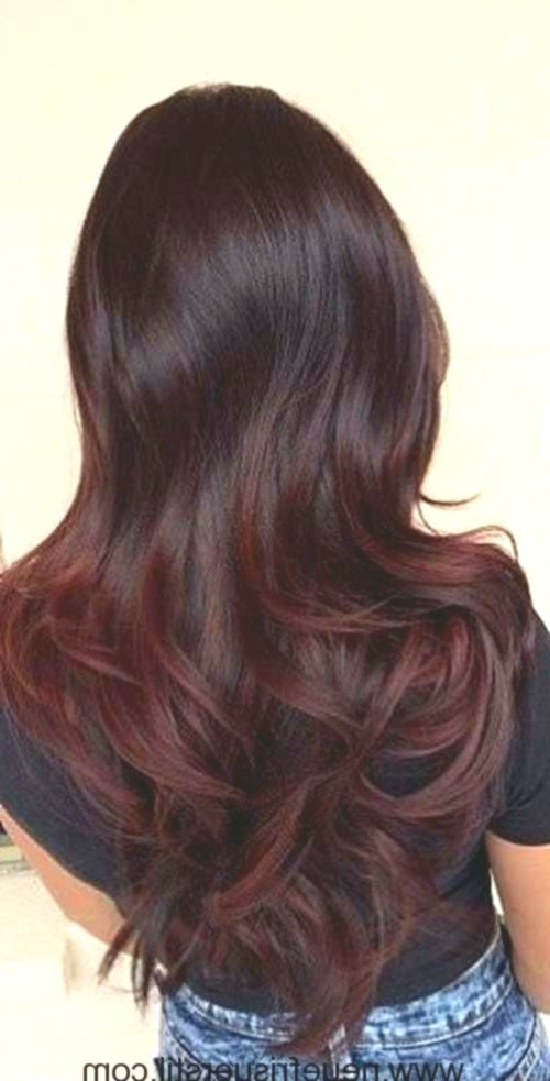 Sensational cute red hair color for dark hair decoration - Fascinating Red Hair Color For Dark Hair Collection