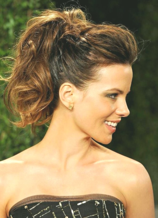 New Hairstyles Ponytail Gallery-Cute Hairstyles Ponytail Inspiration
