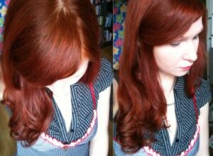 Photo of Fantastic hair color mahogany decoration