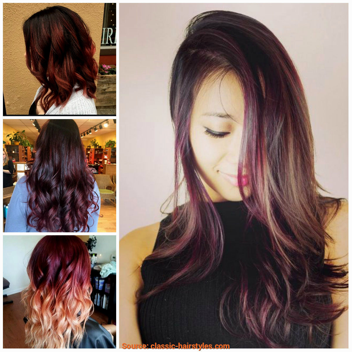 Wonderfully stunning hairstyles for thick-haired photo-Luxury Hairstyles For Thick Hair Concepts