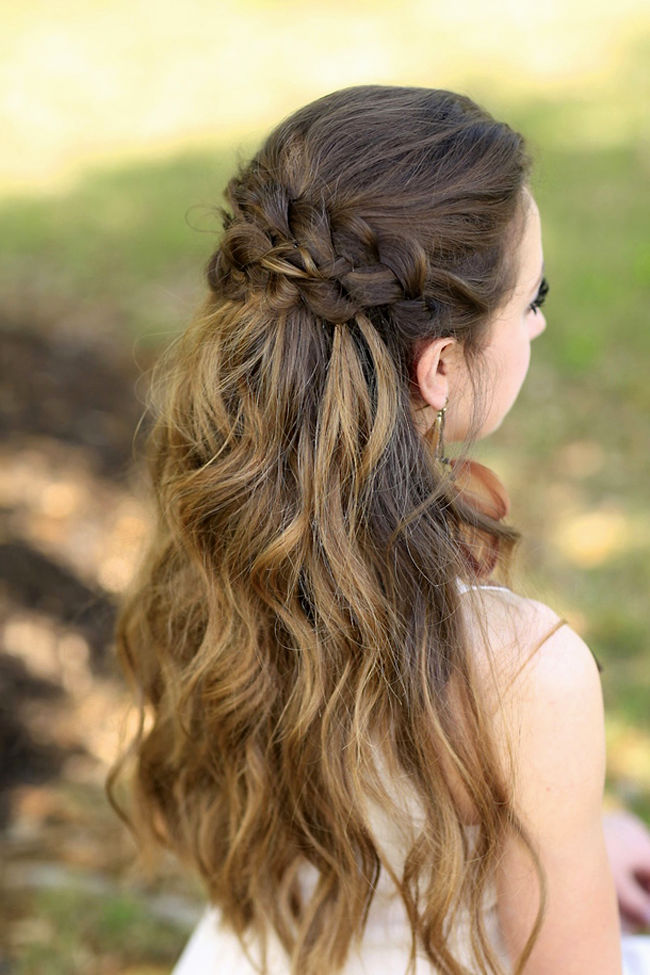 contemporary hairstyles for prom image-Fantastic Hairstyles For Prom Construction