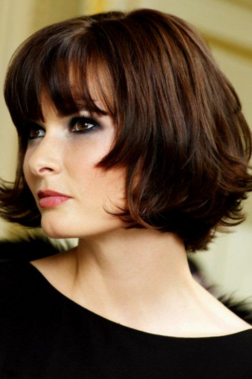 incredible hairstyles bob with bangs photo-Lovely Hairstyles Bob With pony wall