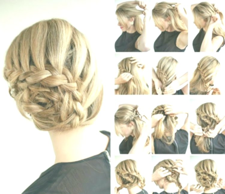 luxury hair self braiding décor-Modern Hair Selective Braiding Models