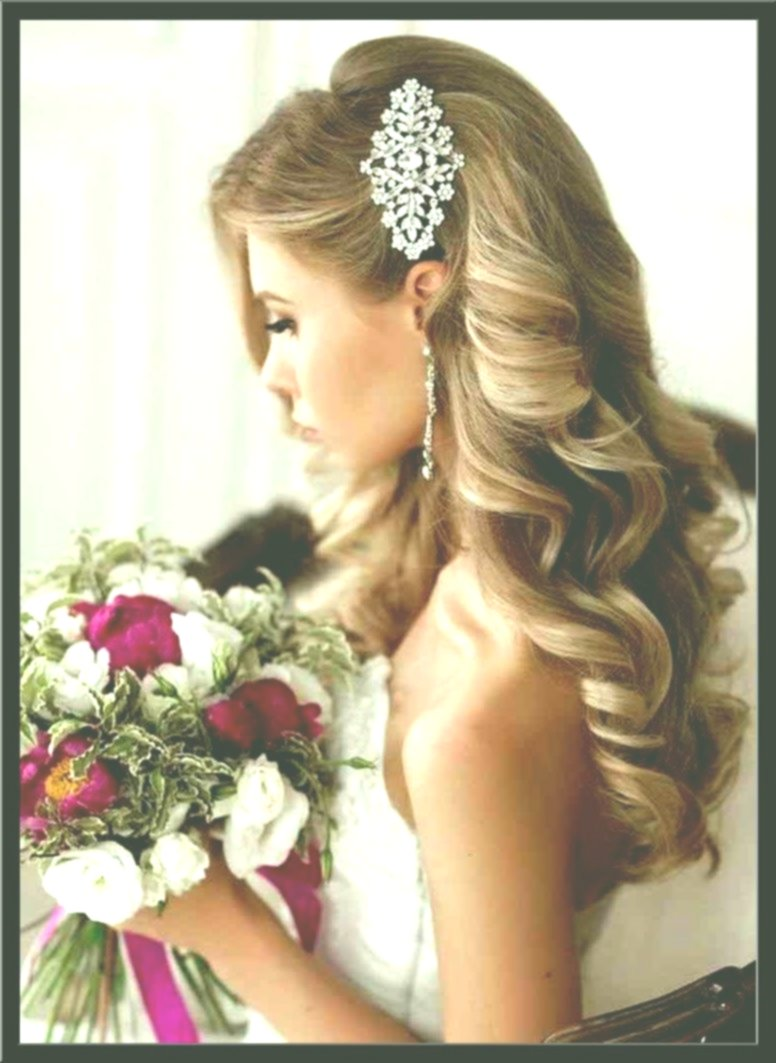 excellent wedding hairstyles long hair photo-Best wedding hairstyles Long hair portrait