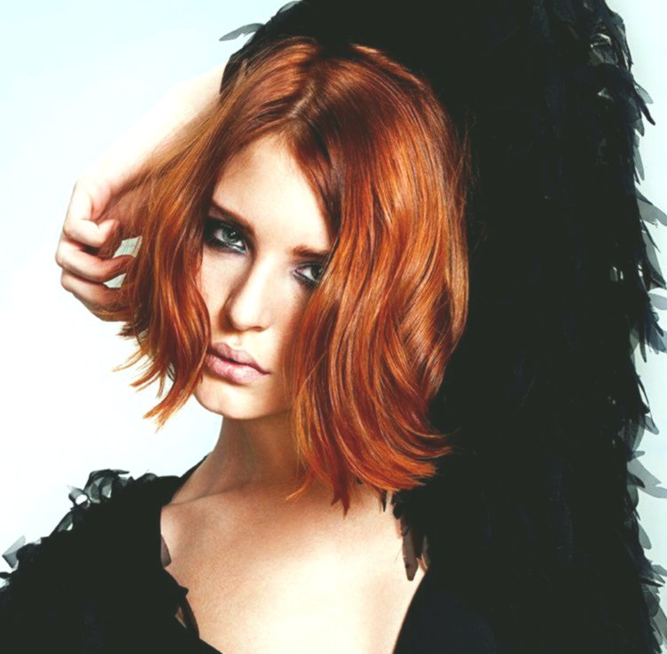 Fascinating Red Hair Color for Dark Hair Design - Fascinating Red Hair Color For Dark Hair Collection