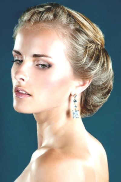 elegant hairstyles half-pinned photo picture-pretty hairstyles Half-pinned wall