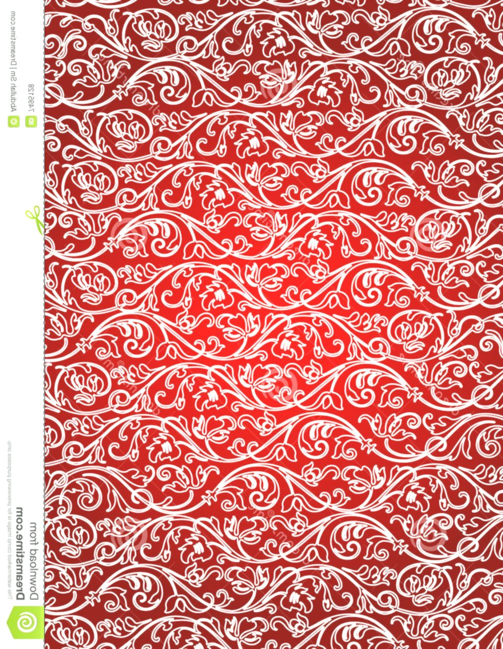 elegant red hair pattern-fancy red hair layout