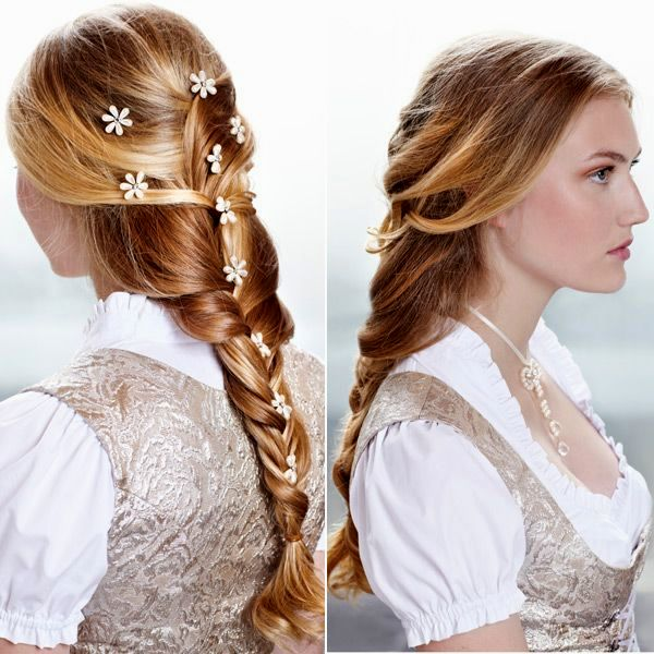 lovely hairstyles for dirndl architecture-Charming Hairstyles For Dirndl Photography