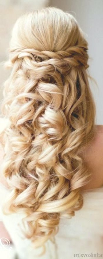 top hairstyles half pinned up concept-Beautiful hairstyles Half Pinned up wall