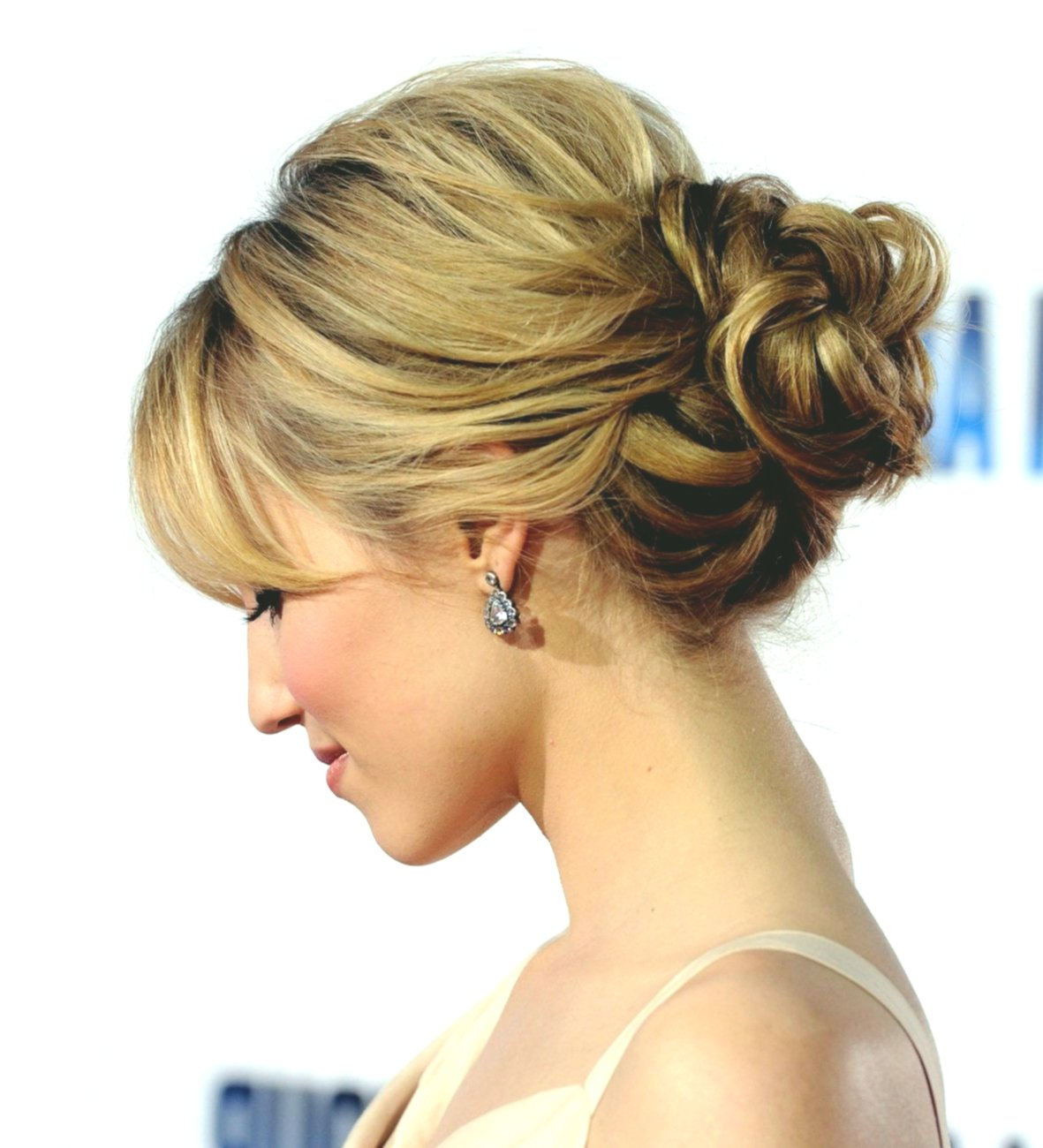 up hairstyles for short hair concept-Charming Updos For Short Hair Ideas