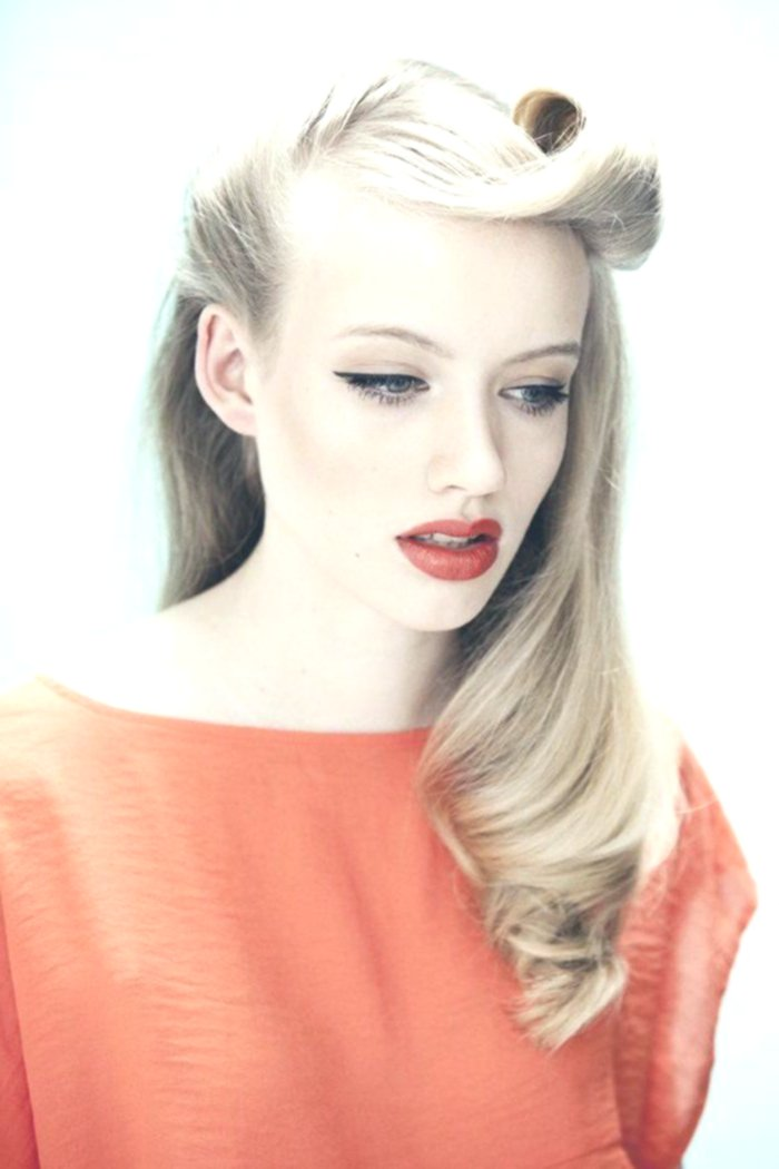 Nice 50s hairstyle concept - Nice 50s hairstyle decor