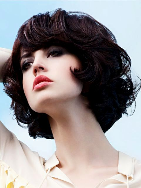luxury short hairstyle natural curls pictures background-Terrific short hairstyle natural curls pictures decoration