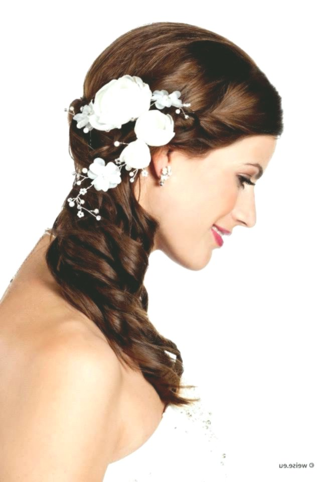 New Wedding Hairstyles Lure Architecture-Charming Wedding Hairstyles Curl Collection