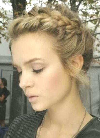 Inspirational Hair Braiding Concept-Modern Hair Selective Braiding Models