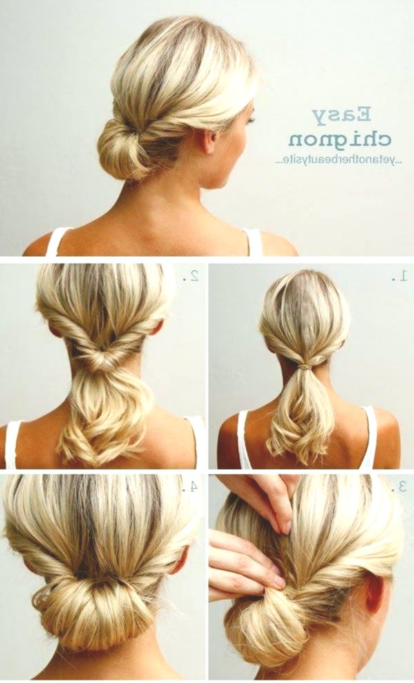 lovely simple hairstyles for shoulder-length hair plan-Cute Simple Hairstyles For Shoulder-length Hair Design