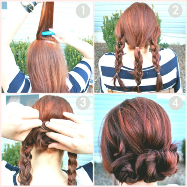 Fancy Hairstyles Guide Gallery - Awesome Hairstyles Instructions Wall