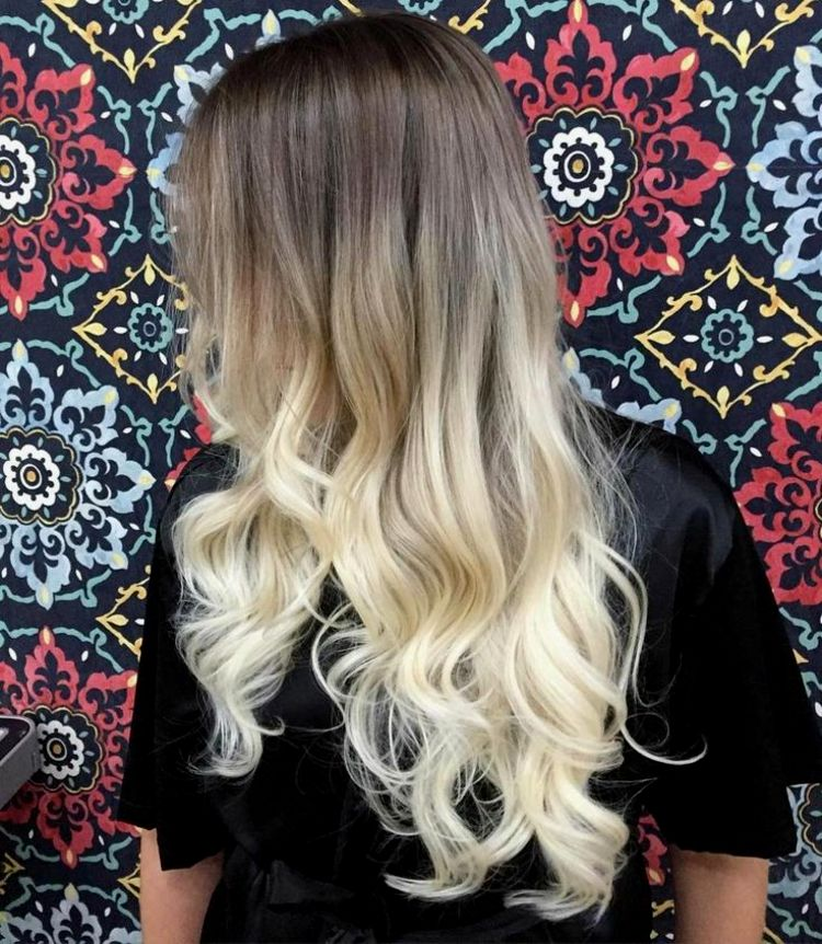 Fancy Gray Hair Blond Dyeing Concept - Breathtaking Gray Hair Blond Dyeing Ideas