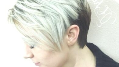 Photo of 20 Chic Wedge hairstyle designs that you must try