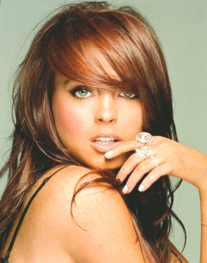 modern chestnut hair color picture-Awesome chestnut hair color model