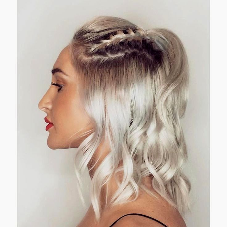 amazing awesome beautiful hairstyles for shoulder-length hair to make yourself model-top Beautiful Hairstyles for Shoulder-length Hair to Do It Yourself Reviews