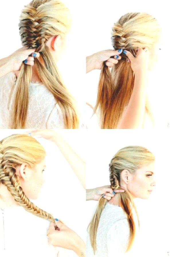 Best of hair braiding yourself inspiration-Modern hair self braiding models