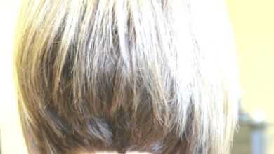 Photo of 12 Trendy A-Line Bob Hairstyles: Simple Short Haircuts