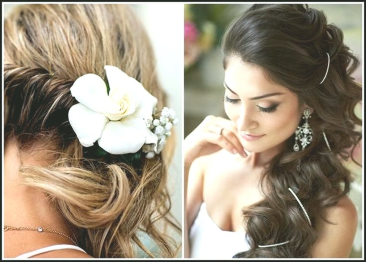Outstanding Wedding Hairstyles Lure Model Charming Wedding Hairstyles Curl Collection