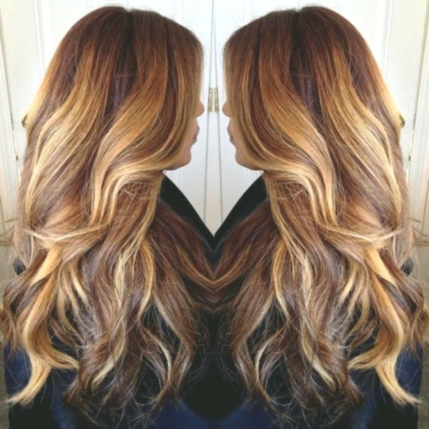 new hair brown dye décor-Beautiful brown hair dye image